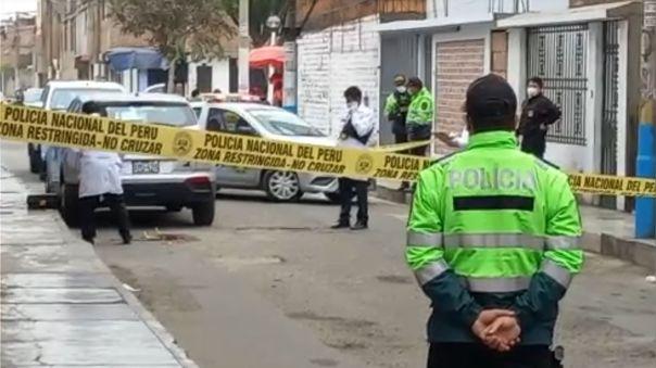Asesinato en el Callao