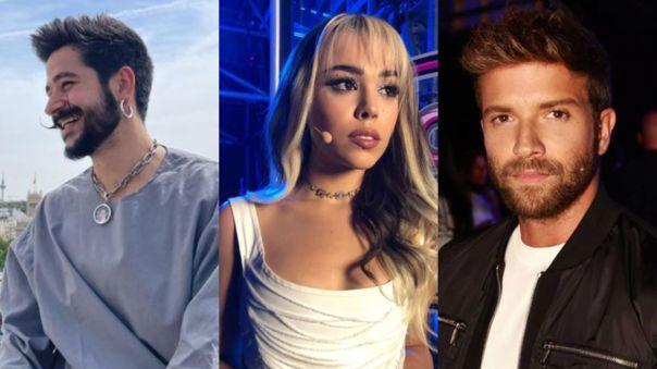 Camilo, Danna Paola, Pablo Alborán y otros artistas celebraron sus nominaciones a los Latin Grammy 2021