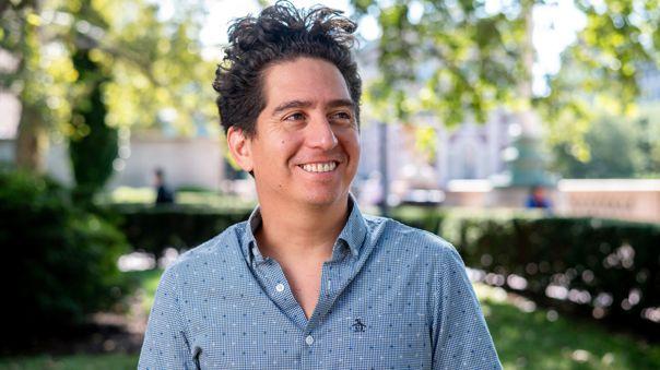 Daniel Alarcón afirmó ser el primer peruano en obtener la beca de la MacArthur Foundation