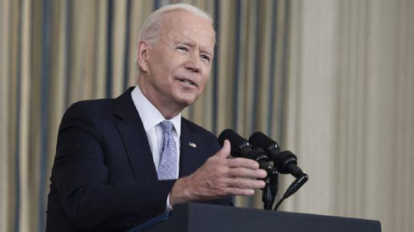 Biden dice que México es el amigo