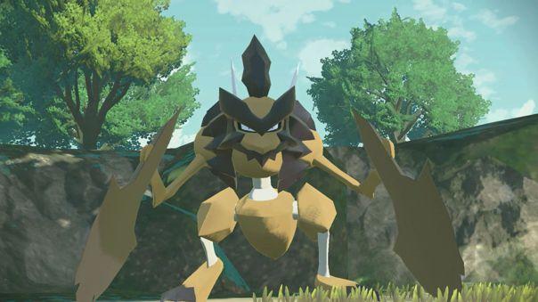 Kleavor en Pokémon Legends: Arceus