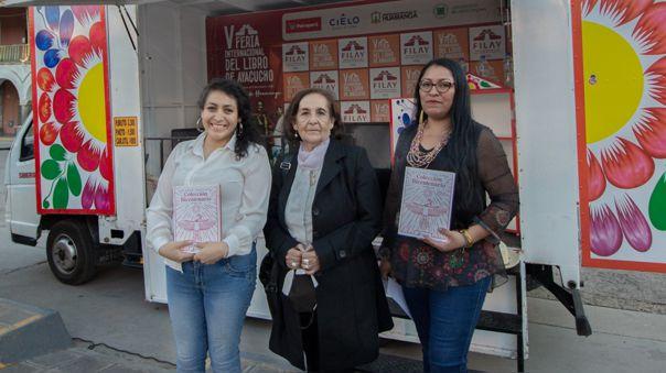 Feria Internacional del Libro de Ayacucho se desarrolla 24 de setiembre al 10 de octubre
