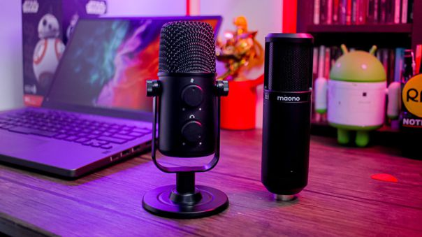 NIUSGEEK pone a prueba dos micrófonos de la marca MAONO