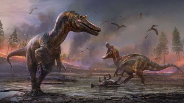 Nuevas especies de dinosaurios