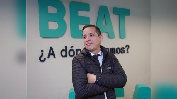 Pierre León empezó a conducir en el 2014, cuando la app recién se hacía conocida en Lima.
