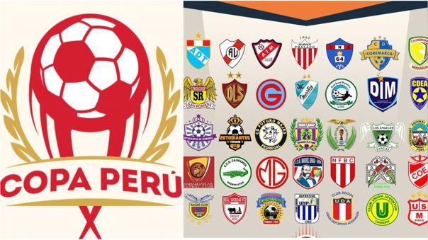Copa Perú 2021 se disputará con 35 equipos