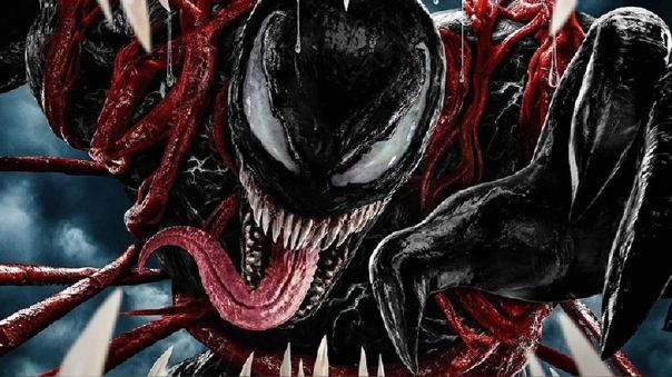 Venom: Let There Be Carnage. Marvel. Tom Hardy.
