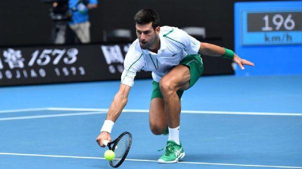 Novak Djokovic se mantiene como el número 1 del Ránking ATP.