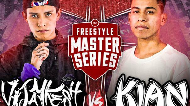 FMS Perú 2022: Vijay Kesh y Kian son la tercera batalla confirmada de la Jornada 1