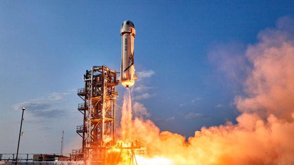 Blue Origin ya tiene fecha para su segundo viaje turístico al espacio