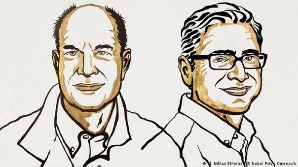 David Julius y Ardem Patapoutian, galardonados con el premio Nobel de Fisología o Medicina 2021.