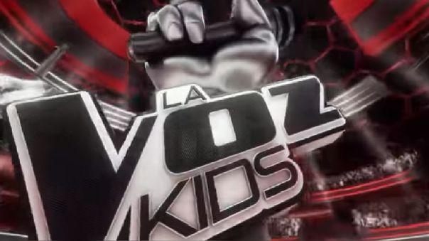 La Voz Kids. La Voz Perú.