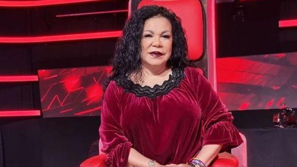 Eva Ayllón recordó uno de los momentos más difíciles de su vida y habló de su sobrino que falleció a causa de la Leucemia.