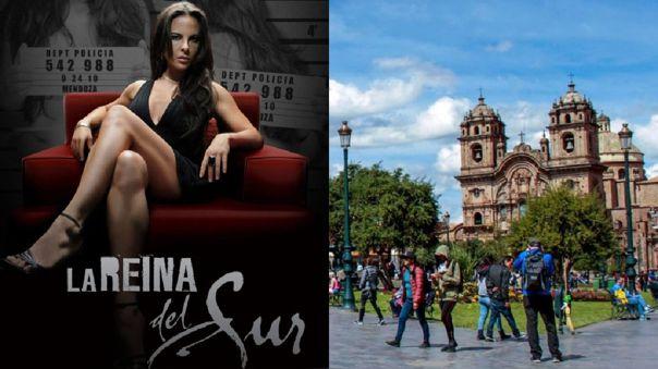 La reina del sur 3. Cusco. Kate del Castillo
