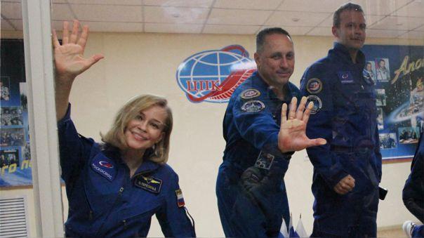 KAZAKHSTAN-RUSSIA-SPACE