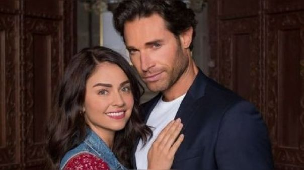 Claudia Martín y Sebastián Rulli son los protagonistas de la nueva versión de