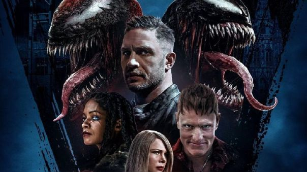 Venom: Let There Be Carnage Escena post créditos. Marvel. Venom: Carnage Liberado. Tom Holland. Spider-Man. Tom Hardy.
