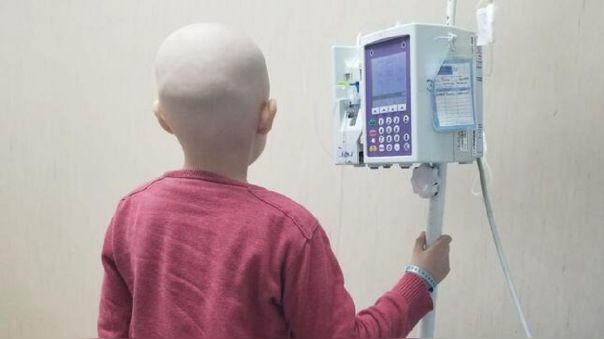 Menores con cáncer