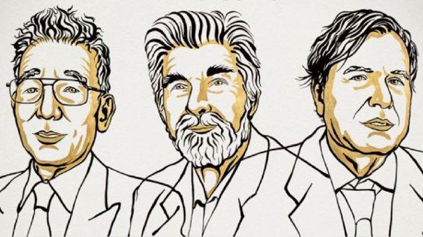 Premios Nobel Física 2021
