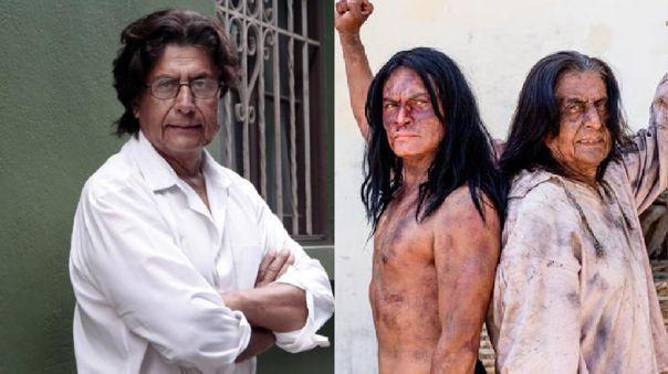 """Reynaldo Arenas le da vida al tío de Tupac Amaru II en """"Los otros libertadores""""."""