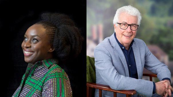 Chimamanda Ngozi Adichie y Ken Follett figuran entre los autores internacionales invitados al Hay Festival Arequipa 2021