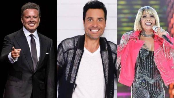 Los tres cantantes aparecen entre aquellos famosos que formaron compañías offshore en paraísos fiscales.
