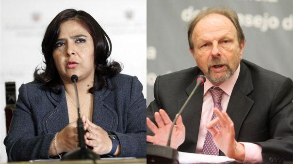 """Ana Jara y Salomón Lerner Ghitis deberán rendir su declaración en calidad de """"testigos"""" en el juicio contra Ollanta Humala y su esposa, Nadine Heredia."""