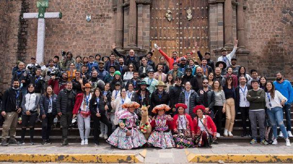 La reina del sur 3. Cusco. Kate del Castillo. Telemundo