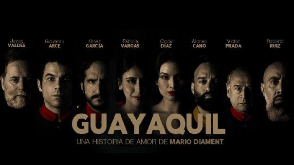 Guayaquil, una historia de amor. Teatro de Lucía. El último bastión.
