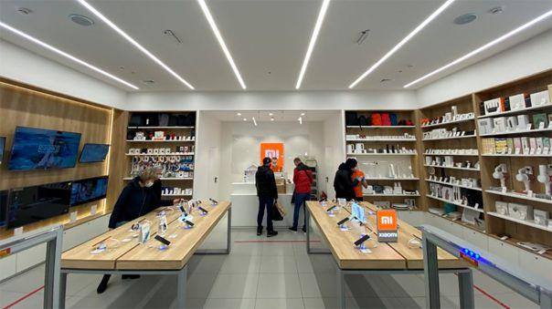 Xiaomi abre cada vez más Xiaomi Stores.