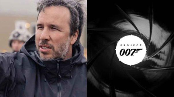 Denis Villeneuve aseguró que está dispuesto a dirigir una cinta del agente 007