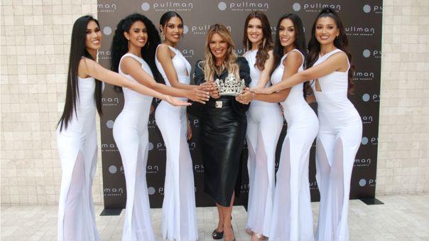 Seis son las modelos que se enfrentarán este domingo en la final del Miss Perú 2021