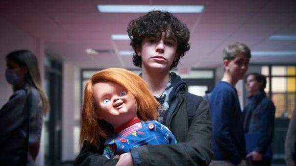 Chucky tendrá su propia serie que se estrenará el 12 de octubre y la primera temporada contará con 8 capítulos.