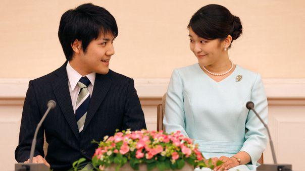 La Princesa Mako y su prometido, Kei Komuro, contraerán matrimonio el 26 de octubre y luego de esta ceremonia se irán a vivir a Estados Unidos.