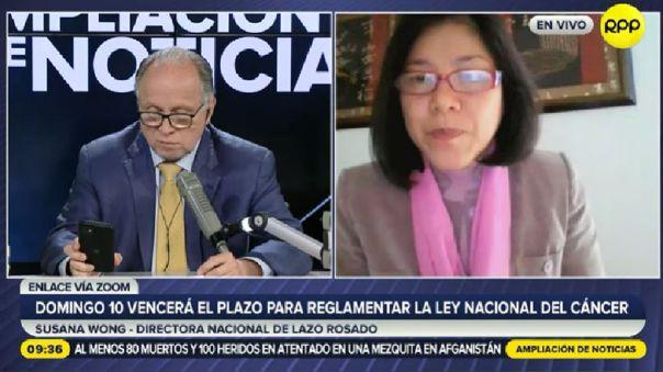 Ley Nacional del Cáncer. Lazo Rosado. Pacientes oncológicos.