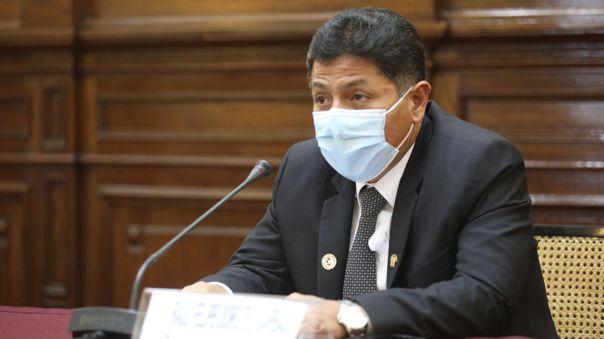 Congresista Raúl Doroteo