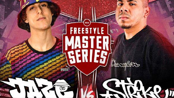 Jaze y Strike son la sexta y última batalla confirmada para la Jornada 1 de la FMS Perú 2022.