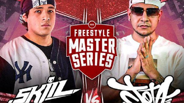 Skill vs Jota son la quinta batalla de la Jornada 1 de la FMS Perú 2022.