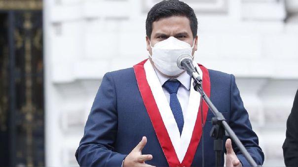 Mirtha Vásquez. Diego Bazán. Avanza País.