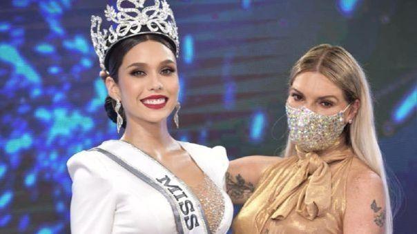 Jessica Newton le dedicó unas emotivas palabras a Janick Maceta, Miss Perú 2020. La directora de la organización le agradeció a la modelo por ser parte de la historia.