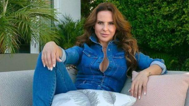 Kate del Castillo reveló que 'Teresa Mendoza' le cambió la vida por completo. La actriz mexicana dice que el personaje y ella tienen muchas similitudes.