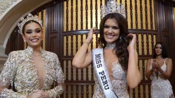 Yely Rivera, representante de Arequipa, superó a Camila Escribens y Mei Azo, primera y segunda finalista de esta edición.