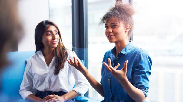 ¿Por qué necesitamos más mujeres en puestos de liderazgo y en política?