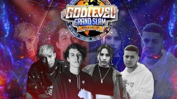Nekroos, Jaze, Maricielo y Jota son el equipo peruano que estará participando en la God Level Grand Slam 2021.