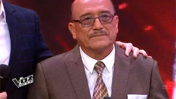 Pepo Orozco, de 70 años, cantó 'Mi niña' en 'La Voz Senior', reconocido tema de José José, dedicado a su madre que falleció hace 4 años.