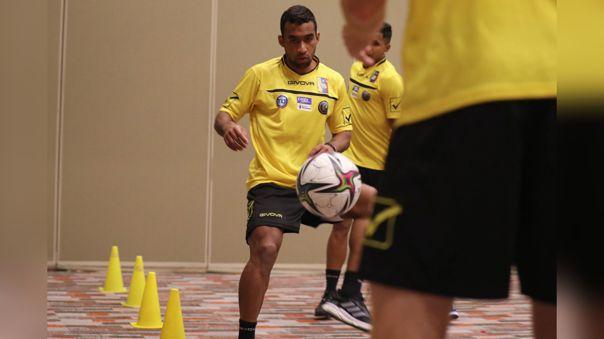 Selección de Venezuela entrenó en el hotel