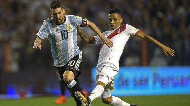 Perú visitará a Argentina por la fecha 12 de las Eliminatorias