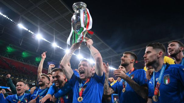 Italia fue la campeona de la Eurocopa 2021 tras vencer a Inglaterra