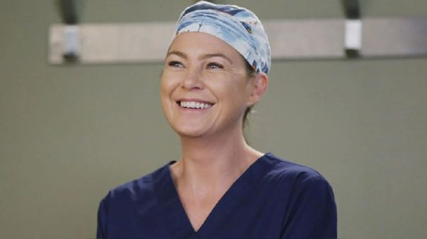 Grey's Anatomy. Ellen Pompeo.