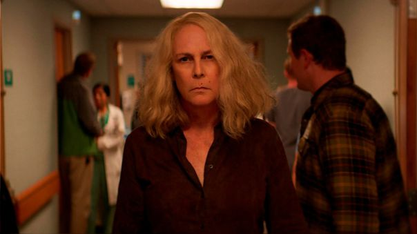 Jamie Lee Curtis vuelve a su papel de Laurie en